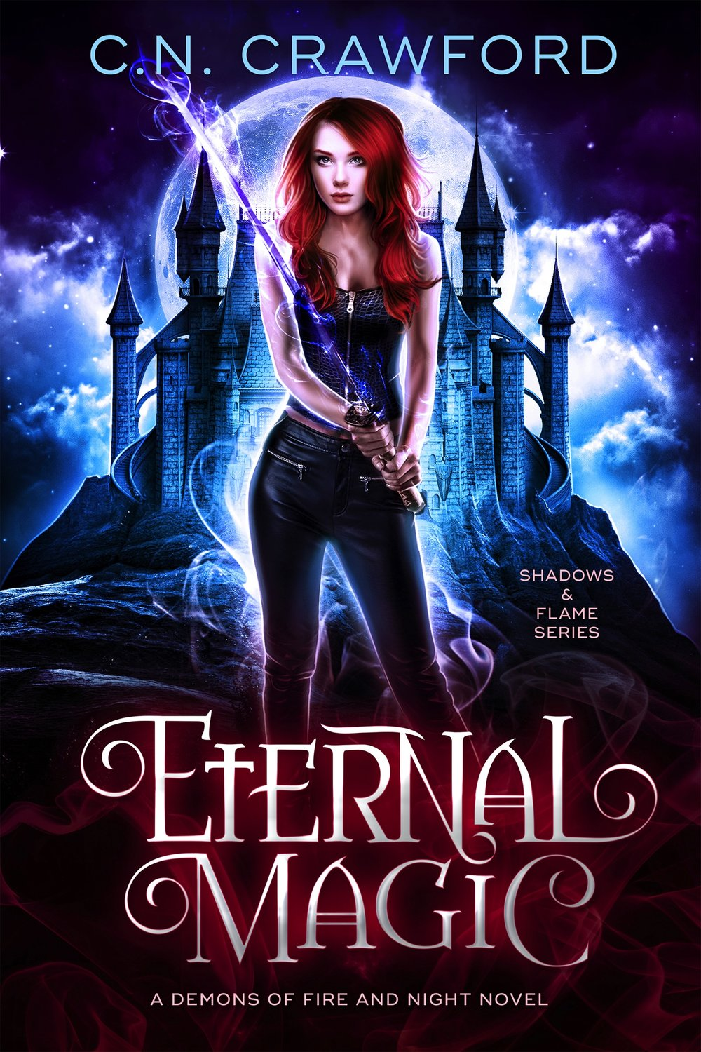 Book 4: Eternal Magic