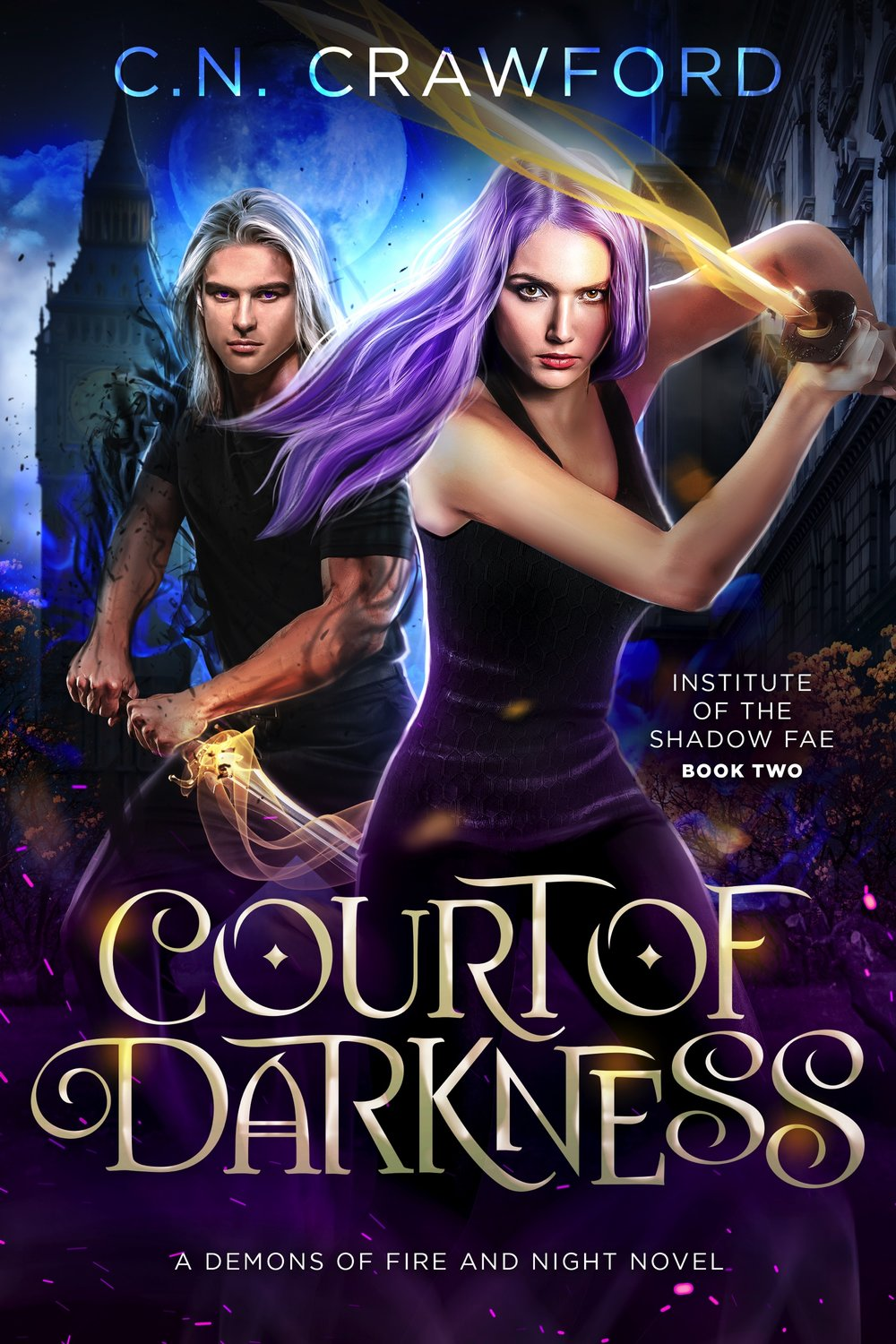 Book 2: Court of Darkness
