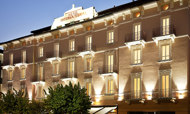 PROJECT :  Hotel & SPA Internazionale, Bellinzona  - Switzerland (3*Hotel, 71 rooms, conferences rooms)   SERVICES : Sales & Marketing assistance, meeting rooms sales strategy, concurrent study