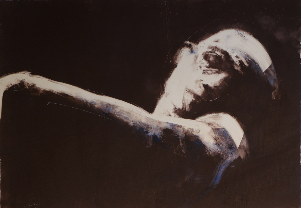 Dance 3 - Monotype