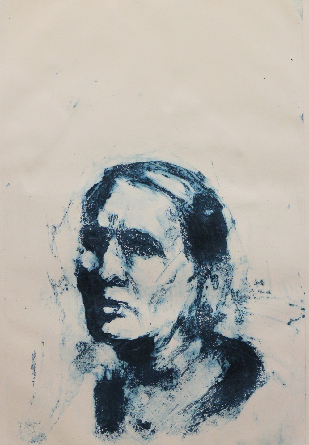 Head 2 - Carborundum Monotype