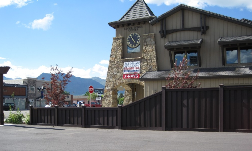 TREX Commercial Fencing