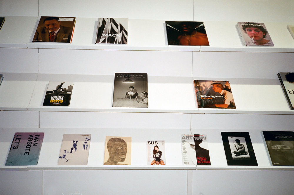 SUS Zine showcased at Social Studies this year at Art Basel