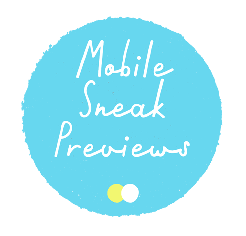 Mobile apps sent just 2 days from your wedding, giving you a 'take anywhere' small sneak preview of your wedding day.