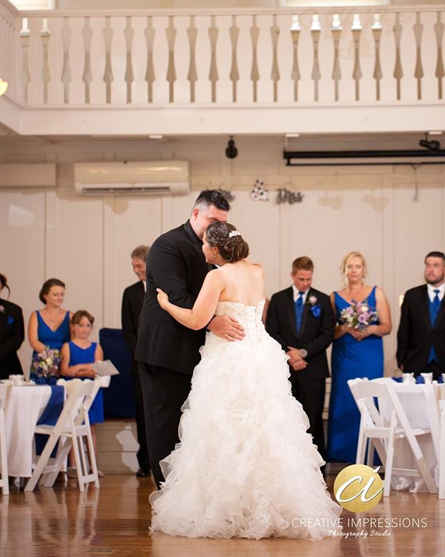 Embraced in the arms of the one you love  #weddingday #weddingcouple #couple #inlove #firstdance #dance #theplantersclub #Eplingpartyof2 #weddingwire #virginia #suffolkwedding #virginiaweddingphotographer #creativeimpressionsphotographystudio