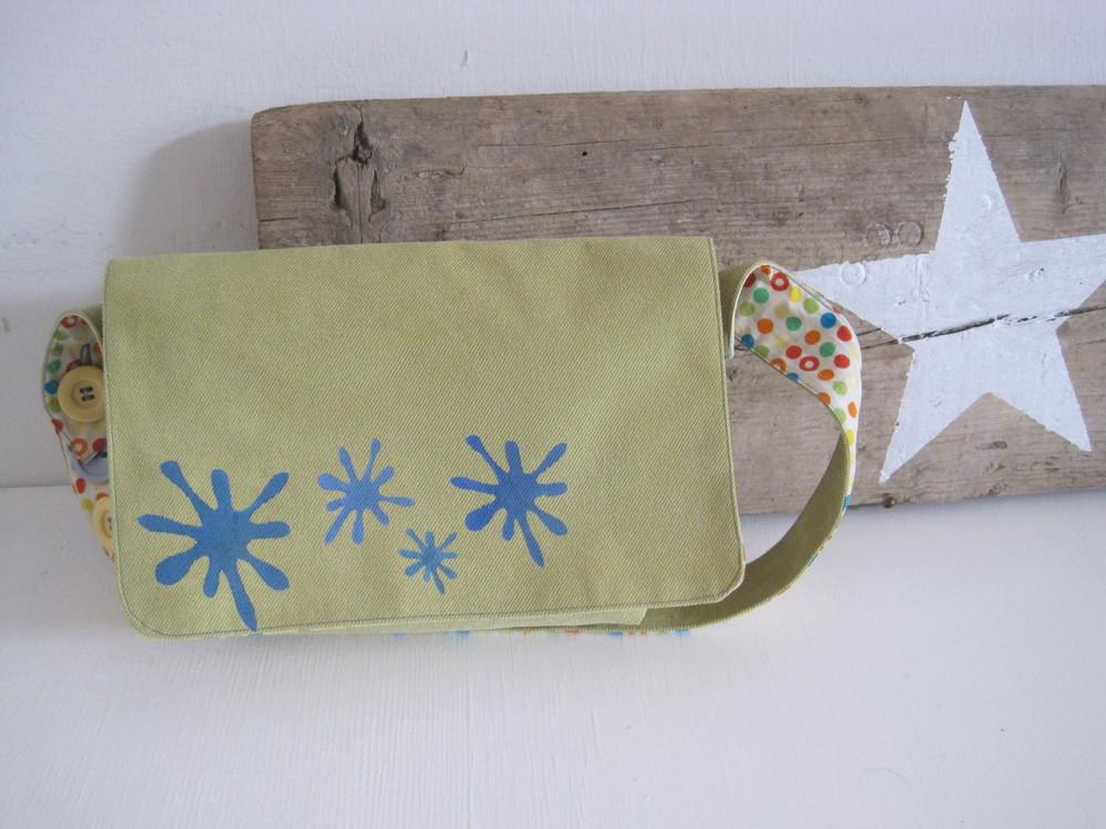 Kindergartentasche mit deinem Wunschnamen und Motiv  25€