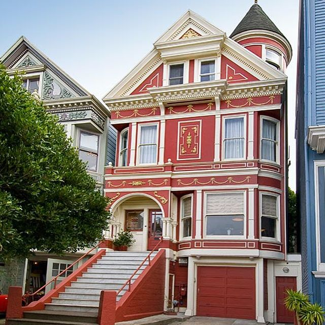 A classic San Francisco walkup complete with nursery, multiple bedrooms, spacious kitchen, and a backyard to die for.