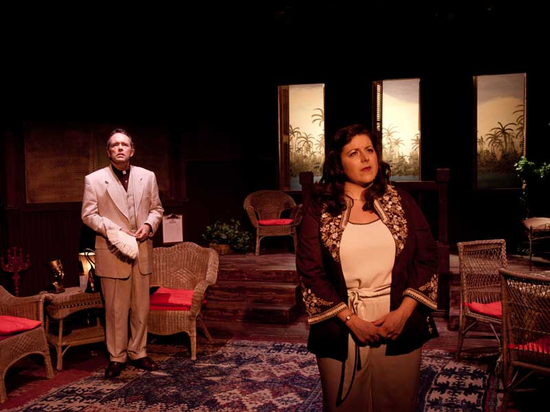 Agatha Christie's Murder On The Nile, Fall 2012