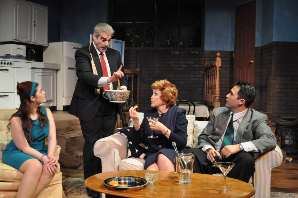 Barefoot In The Park, Winter 2014