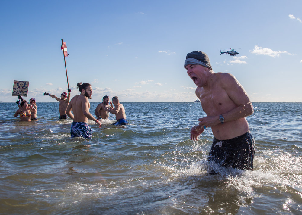 Polar Bear Plunge 2018-WBC Photo 2018