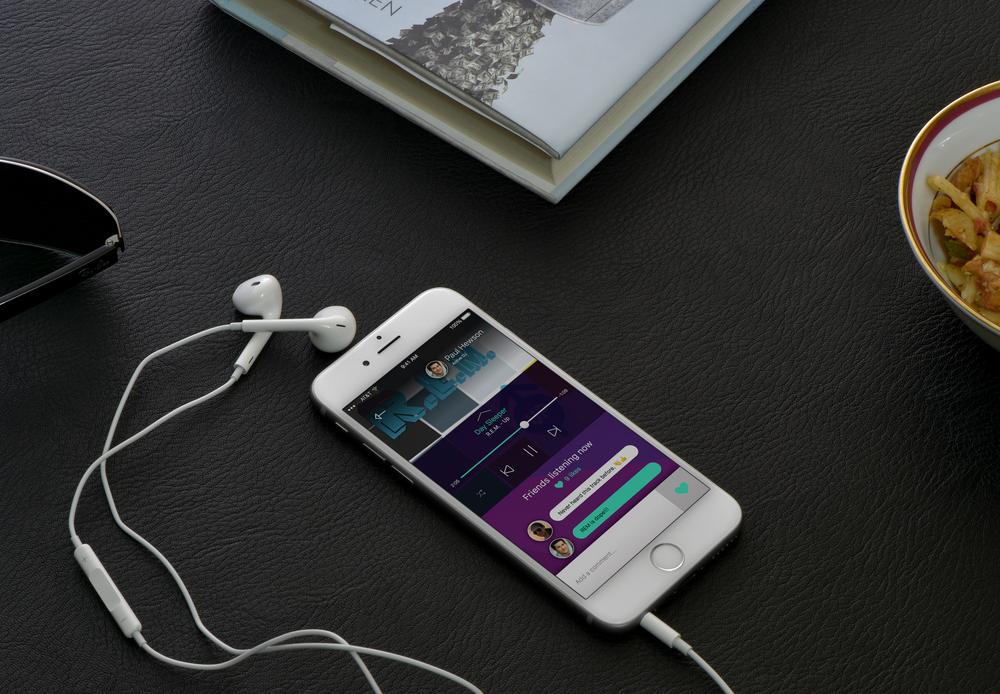 TransmitMe Mobile App Concept