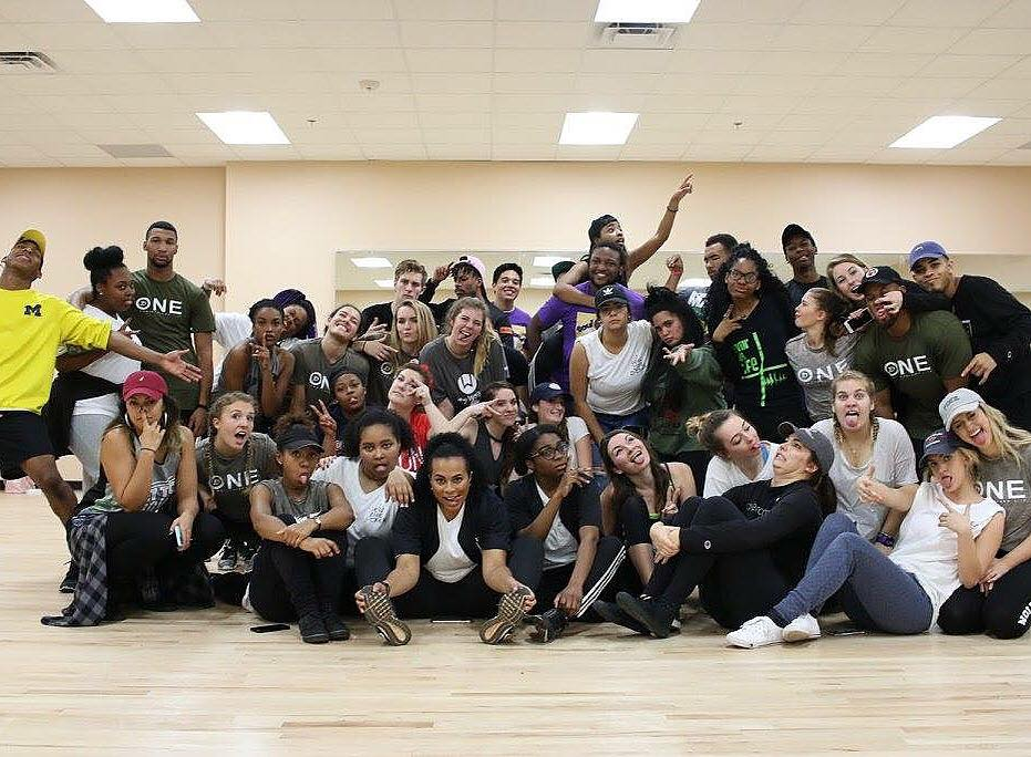 D-Trex Dance Crew - Signature Session Artists