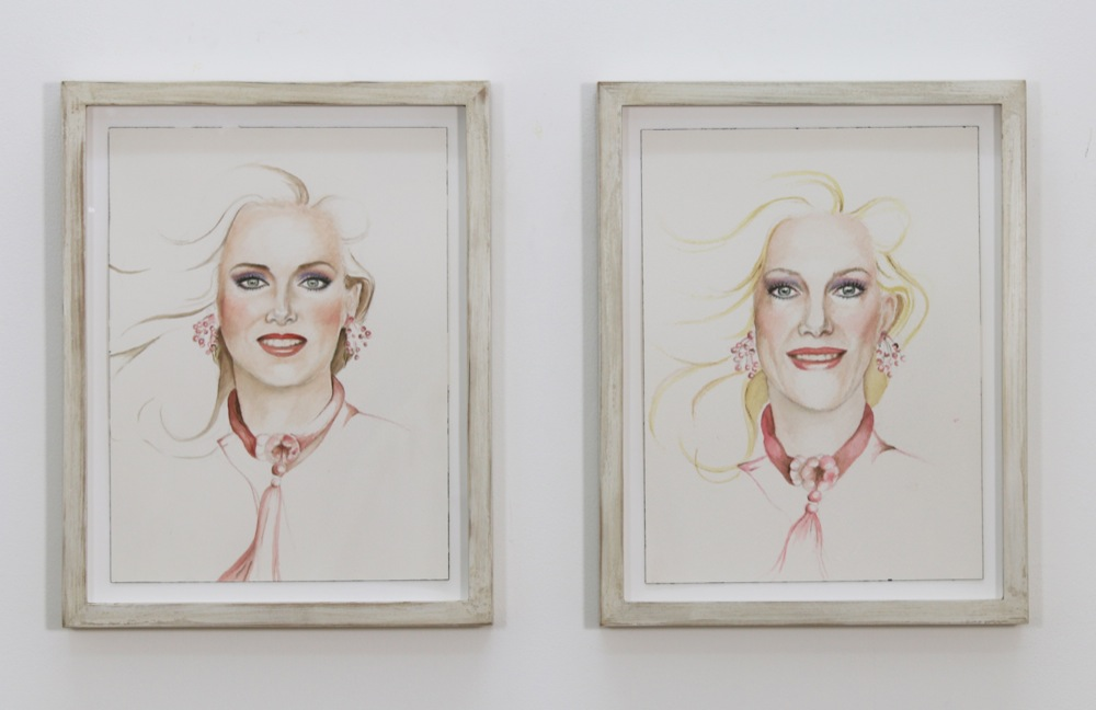 Justin Vivian Bond, My Model MySelf: My Barbie Coloring Book, 2014. Image courtesy of VITRINE, London