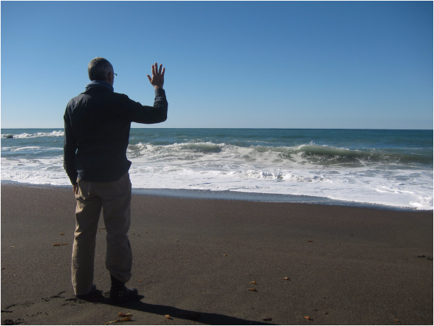 Waving at Waves   - (December 2015)