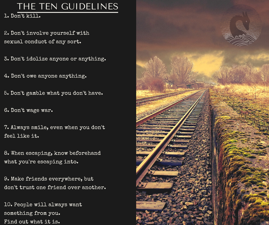 The Ten Guidelines