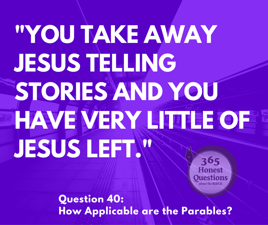 Jesus and Parables