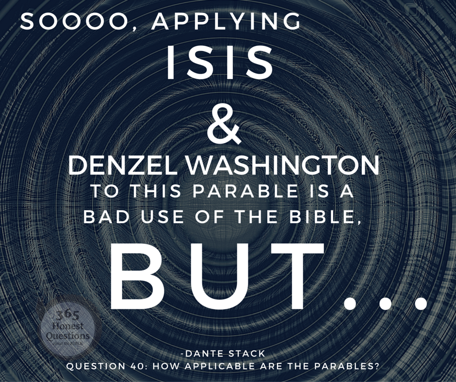 Isis and Denzel Washington