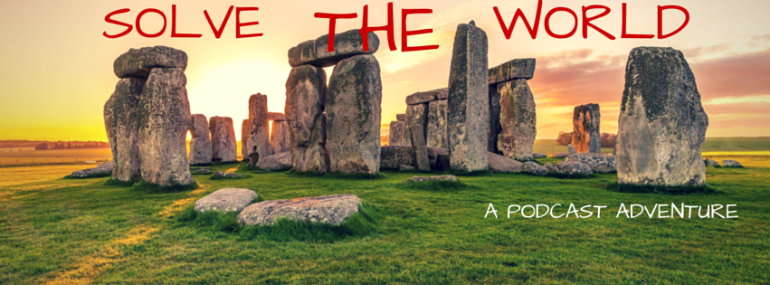 Solve the World stonehenge