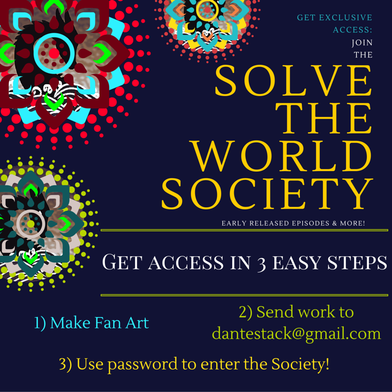 Solve the World Society