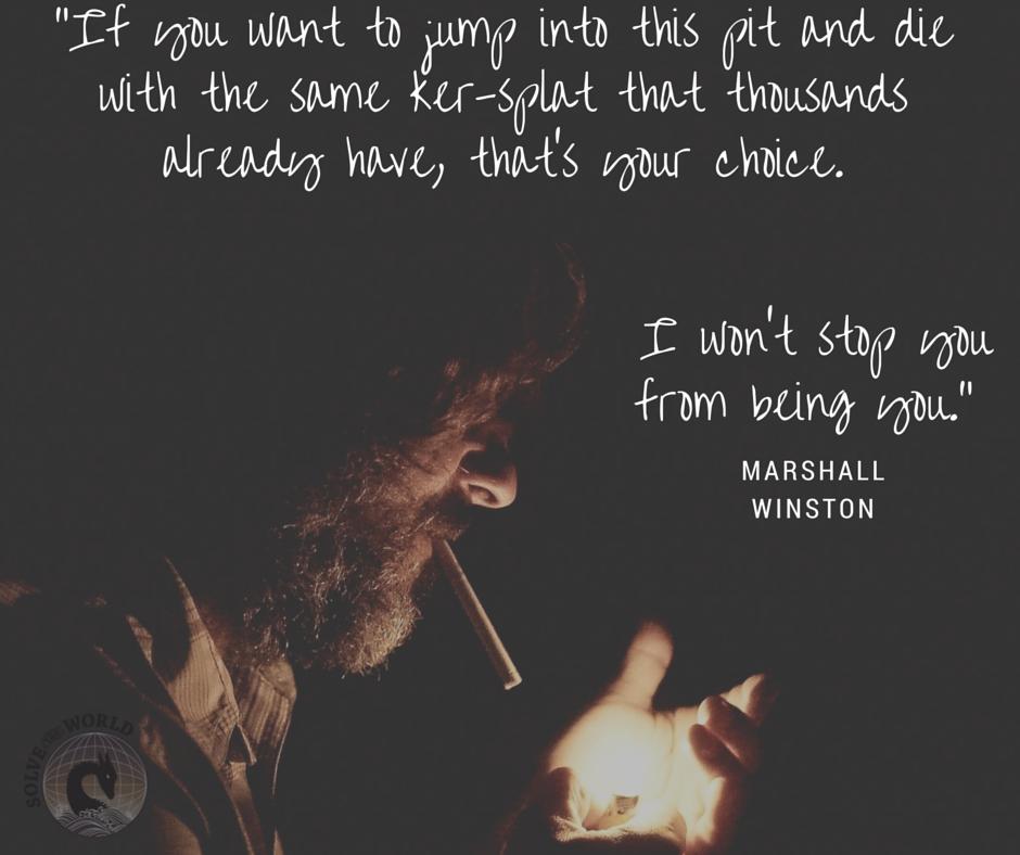 Marshall Winston