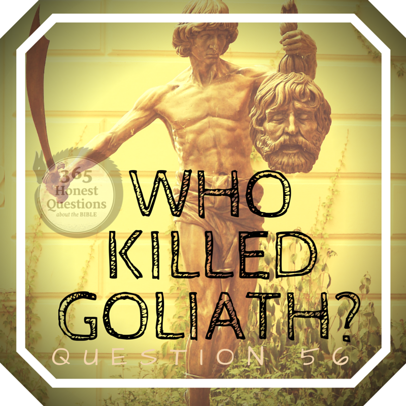 who killed goliath?