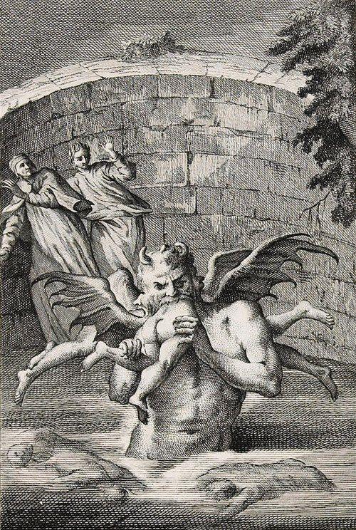 brutus and satan