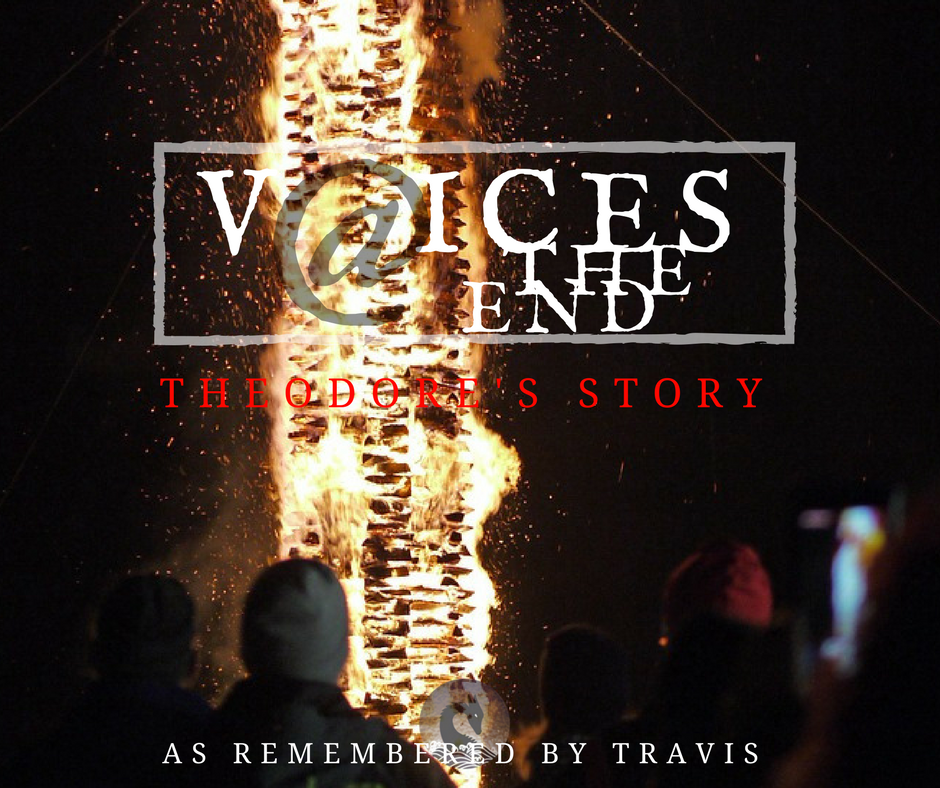 V@E - Written, Narrated& Producedby Travis Corley