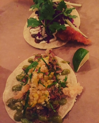 (Tacos. Photo: Me)