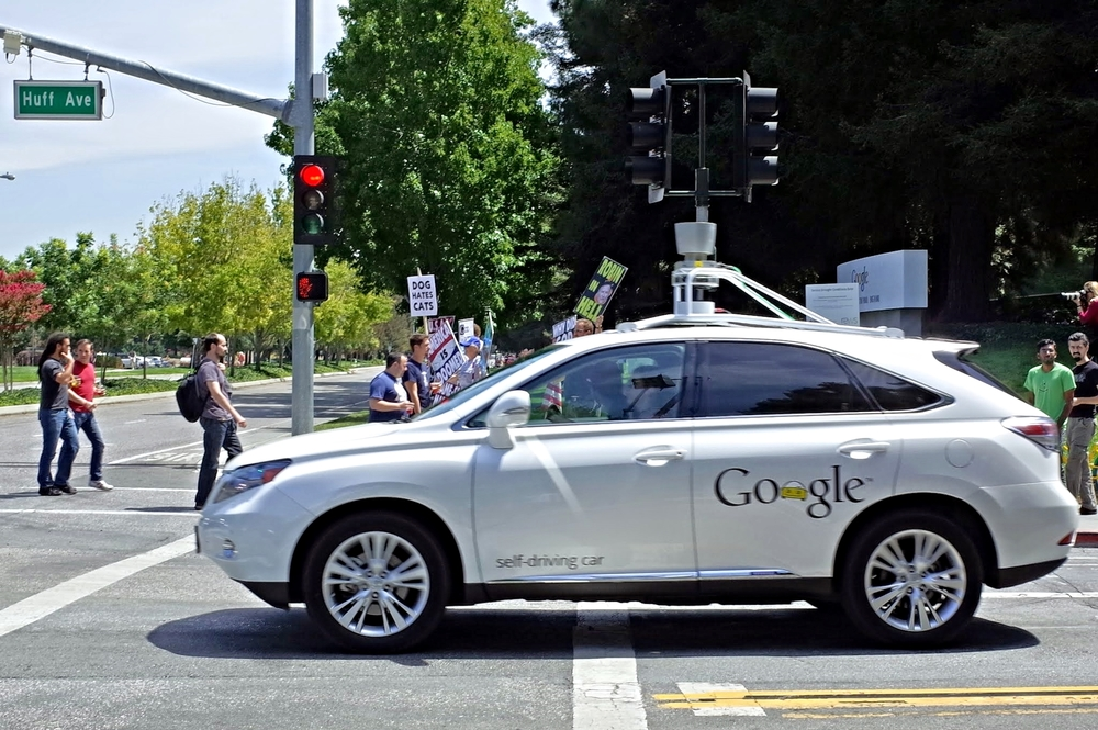Self Driving Car Accidents