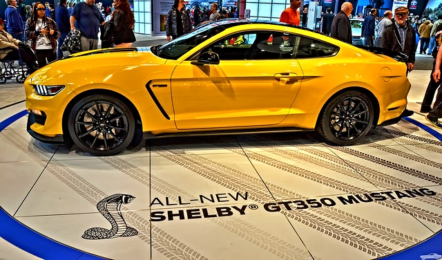 Ford Mustang Safety Crash Lawyer