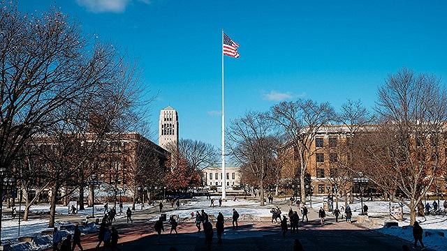 University of Michigan Underage Drinking