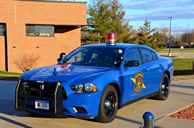 Michigan State Police Car Accident Lawyer