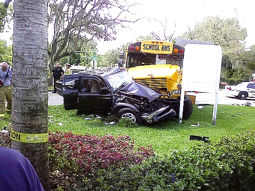 Michigan School Bus Crash Lawyer