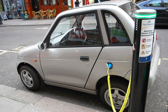 Electric Car Crash Lawyer