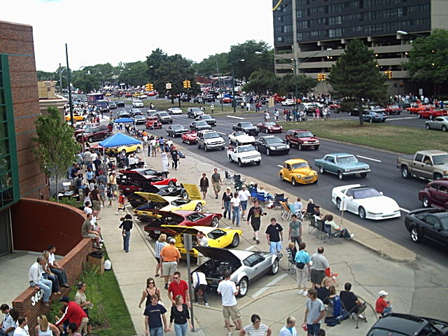 Woodward Dream Cruise Accident Safety Tips
