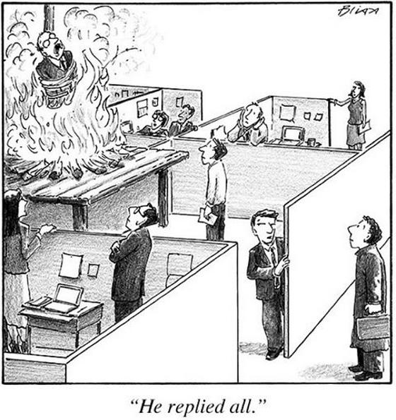 Image via New Yorker Magazine