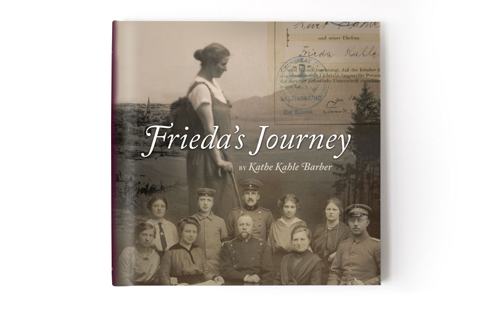 Legacy Story: Frieda's Journey