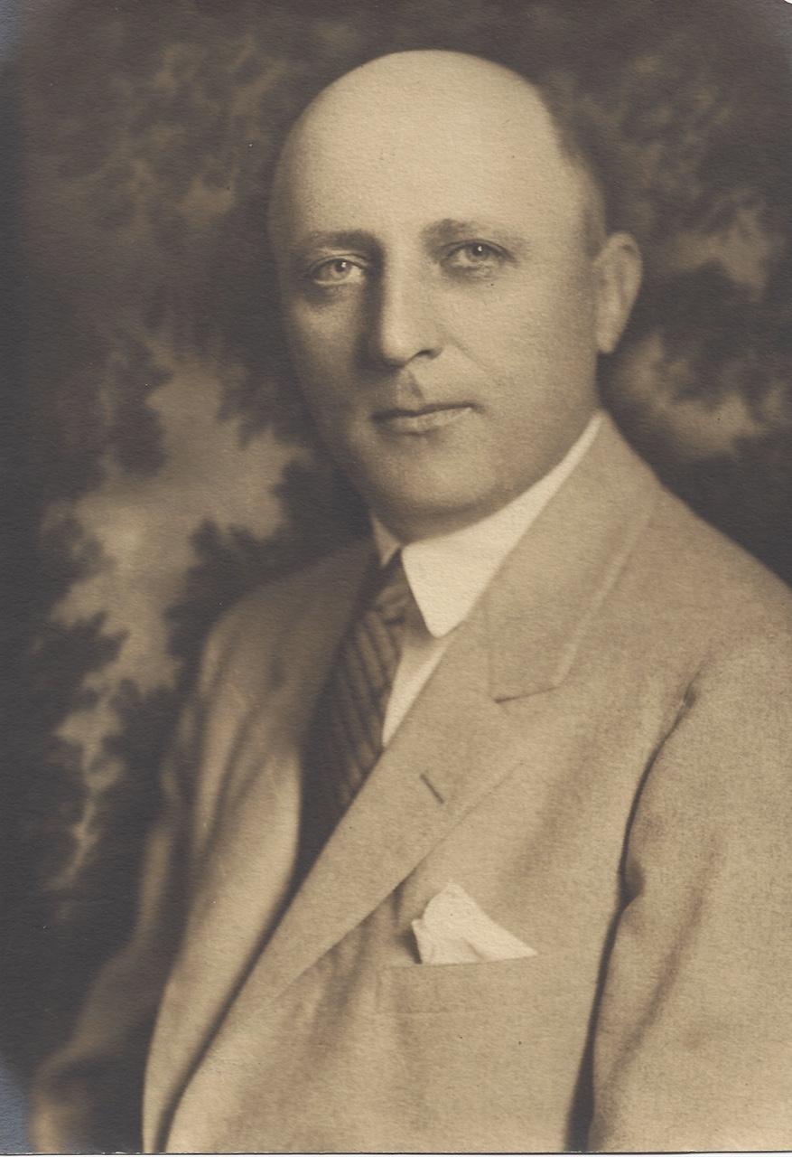 My grandfather, Arthur Carruth