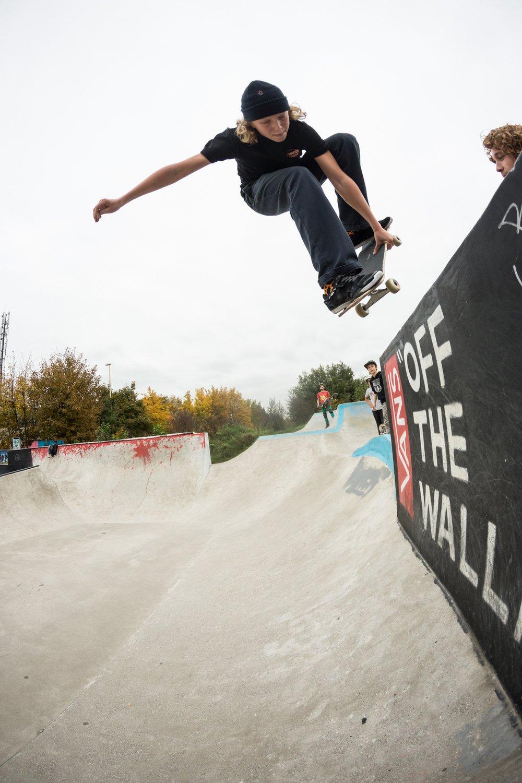 Jarig geweest? Geef een Skatefeest!
