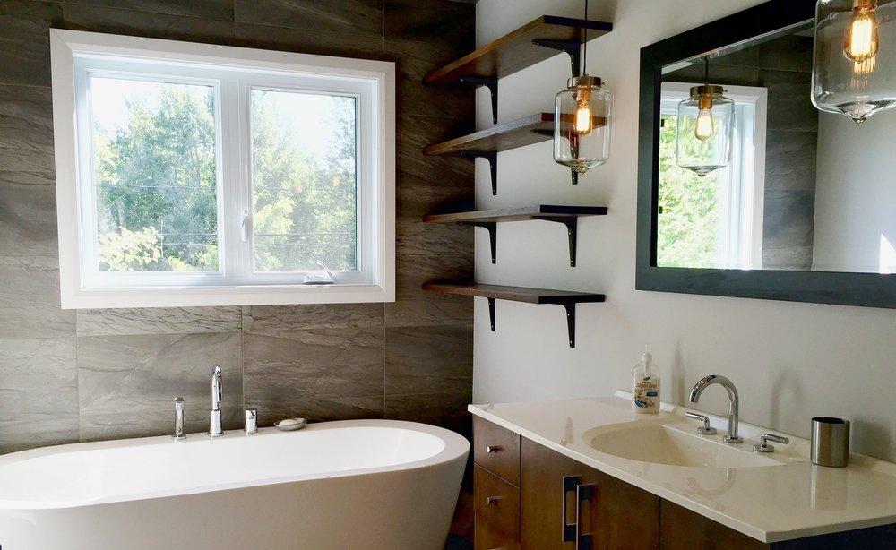 Rénovation salle de bain boucherville