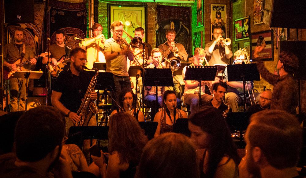 Heisenberg Uncertainty Players Dorhauer - Band
