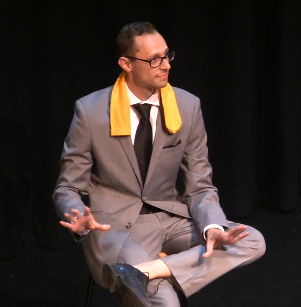 Derrin Berger - Featured Act