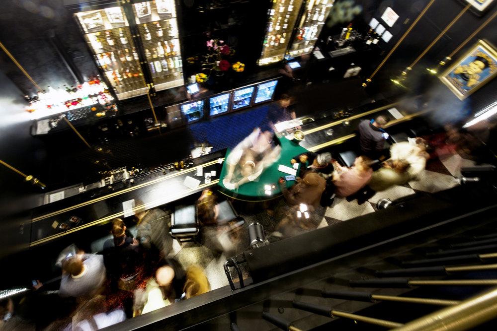 The Performance Bar - This Week's Bar Magicians