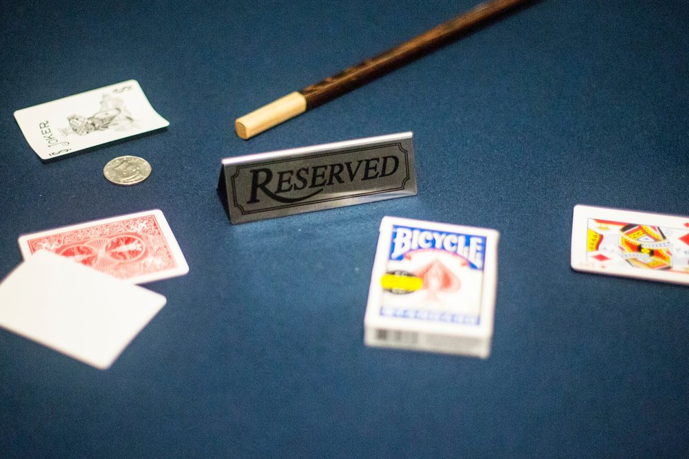Chicago-Style Magic: Level Two - Hone your close-up and Parlor Magic Skills