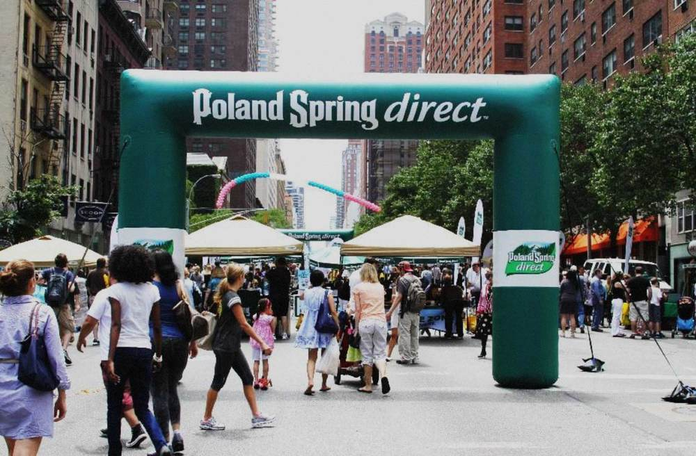 Reach Your Target  Size Matters   Find Out How We Helped Poland Springs