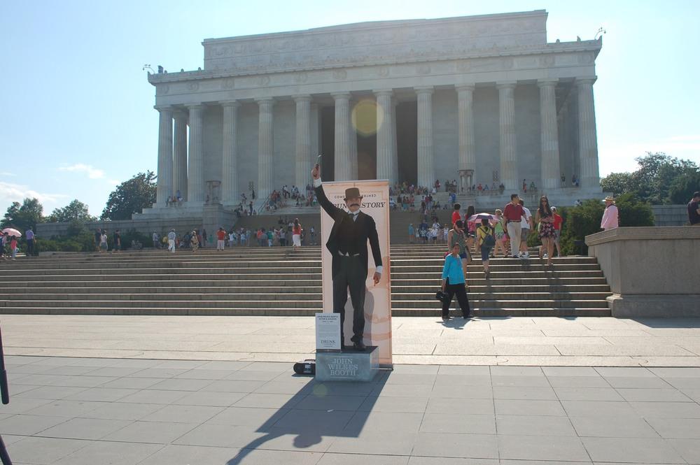 JWB DC Lincoln Memorial Drunk History.jpg
