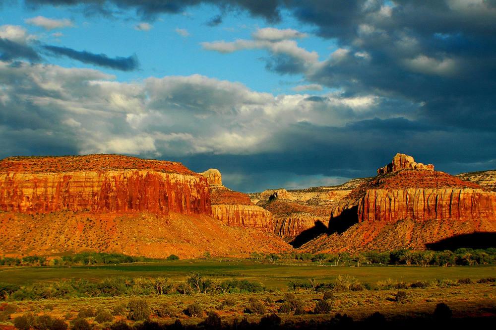Indian Creek, photo credit: Jason Keith