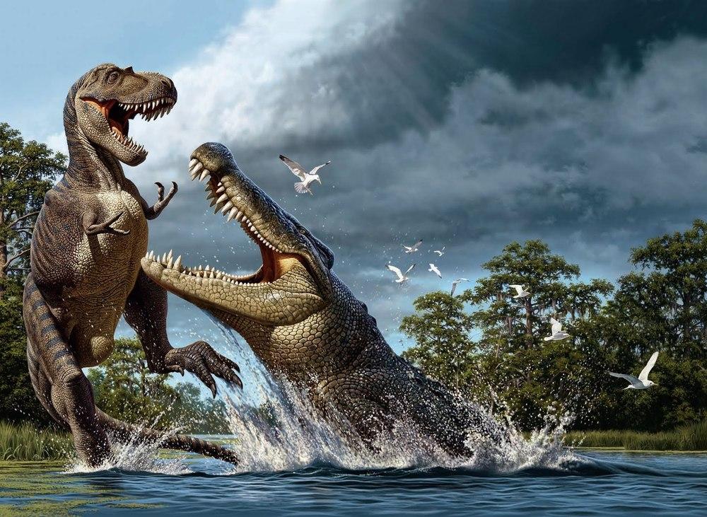 Nueva evidencia de dinosaurios de sangre caliente. � Brieffy
