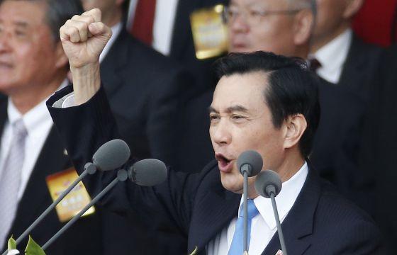 El presidente taiwanés, Ma Ying-jeou, en octubre en Taipei. /WALLY SANTANA (AP)