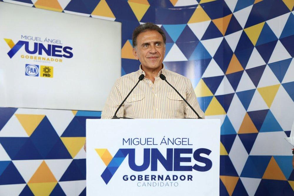 Miguel Ángel Yunes. Fuente: e-veracruz.mx